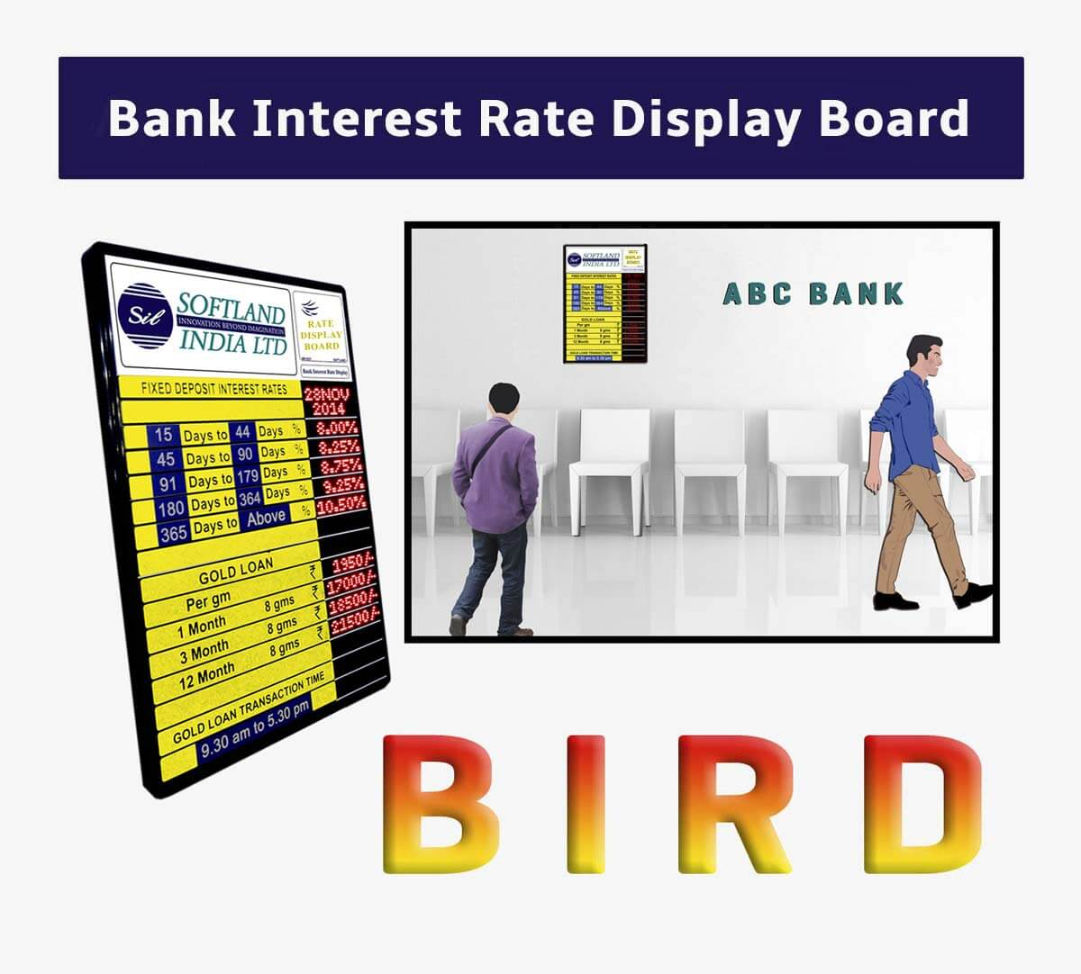 bank-intrest-rate-display-board